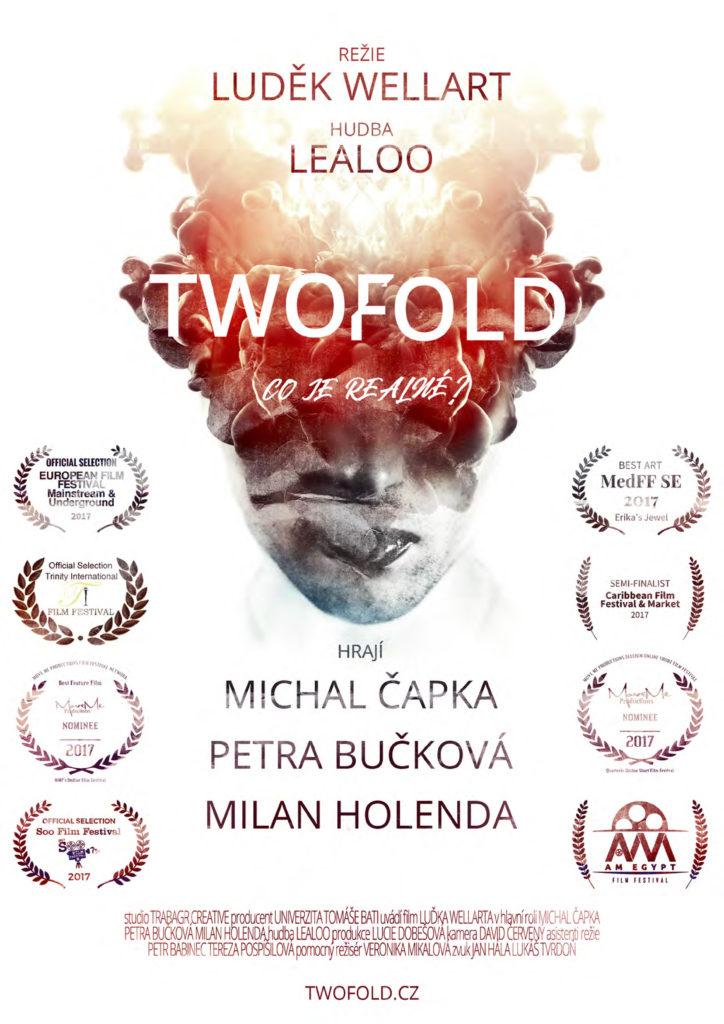 plakát Twofold